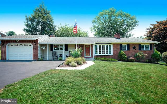 1418 Ryan Road, FALLSTON, MD 21047 (#MDHR2001284) :: Teal Clise Group