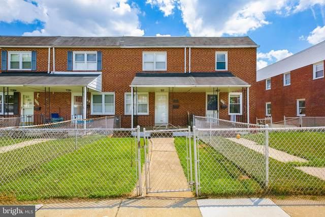 1333 Medfield Avenue, BALTIMORE, MD 21211 (#MDBA2004216) :: Shawn Little Team of Garceau Realty