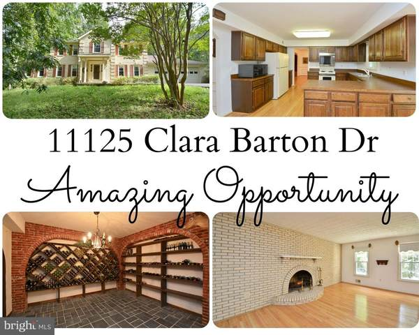 11125 Clara Barton Drive, FAIRFAX STATION, VA 22039 (#VAFX2007748) :: Gail Nyman Group