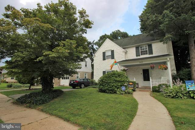 143 Woodlawn Avenue, UPPER DARBY, PA 19082 (#PADE2002456) :: Charis Realty Group