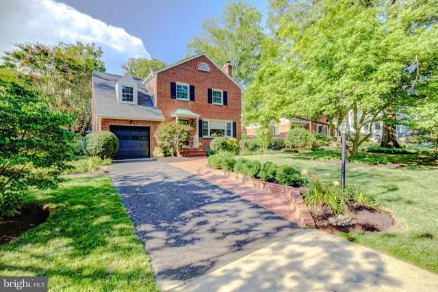 5529 15TH Street N, ARLINGTON, VA 22205 (#VAAR2001910) :: Debbie Dogrul Associates - Long and Foster Real Estate