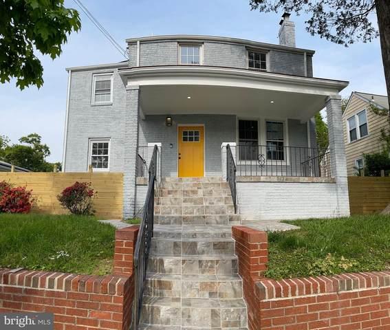 1126 Chaplin Street SE, WASHINGTON, DC 20019 (#DCDC2004668) :: Corner House Realty