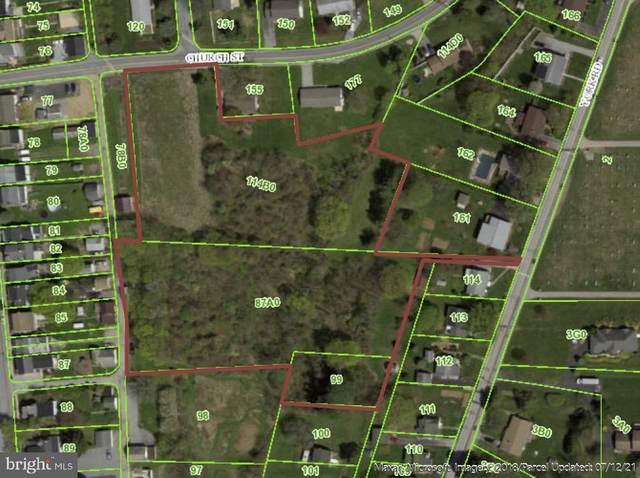 0 Church Street, YORK, PA 17407 (#PAYK2002276) :: Liz Hamberger Real Estate Team of KW Keystone Realty
