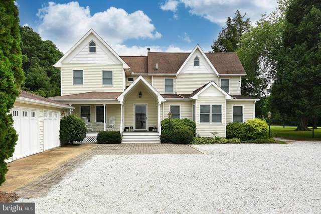 11359 Hodson White Road, DEAL ISLAND, MD 21821 (#MDSO2000162) :: McClain-Williamson Realty, LLC.