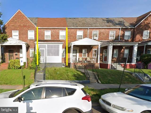 1812 N Ellamont Street, BALTIMORE, MD 21216 (#MDBA2004256) :: Peter Knapp Realty Group