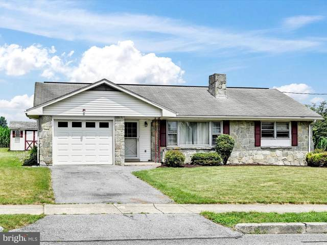 321 Parkview Drive, MANHEIM, PA 17545 (#PALA2001868) :: Flinchbaugh & Associates