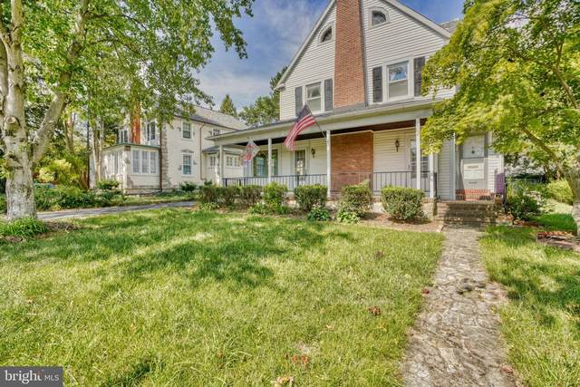 602 Regester Avenue, BALTIMORE, MD 21212 (#MDBC2003792) :: The Gus Anthony Team