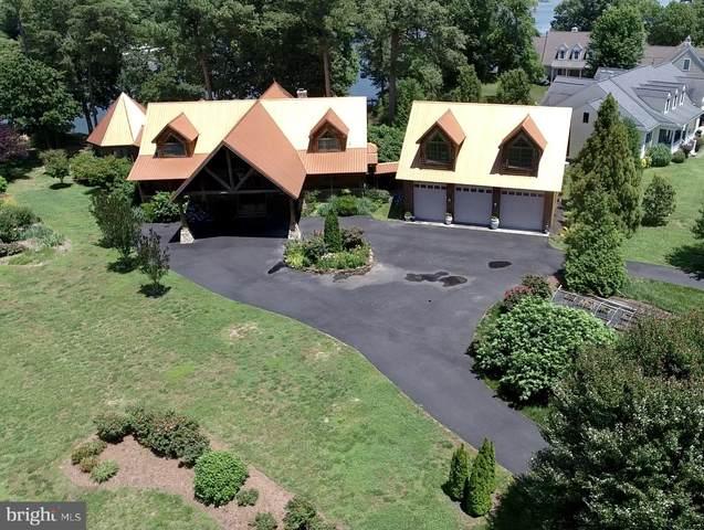 92 Hall Farm Drive, HEATHSVILLE, VA 22473 (#VANV2000034) :: AJ Team Realty