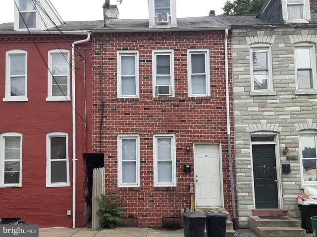 527 Green Street, LANCASTER, PA 17602 (#PALA2001888) :: Keller Williams Realty - Matt Fetick Team