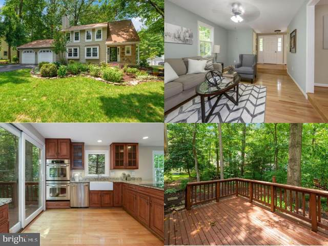5831 New England Woods Drive, BURKE, VA 22015 (#VAFX2007960) :: Century 21 Dale Realty Co