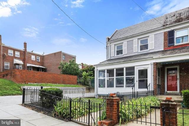 59 Crittenden Street NE, WASHINGTON, DC 20011 (#DCDC2004718) :: Crossman & Co. Real Estate