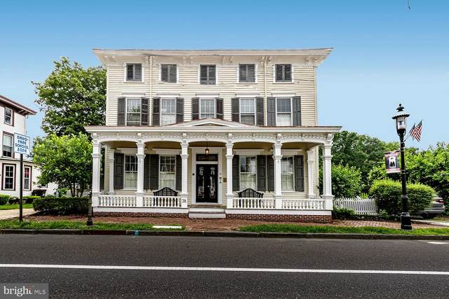 38 Main Street, SOUTHAMPTON, NJ 08088 (MLS #NJBL2002618) :: The Sikora Group