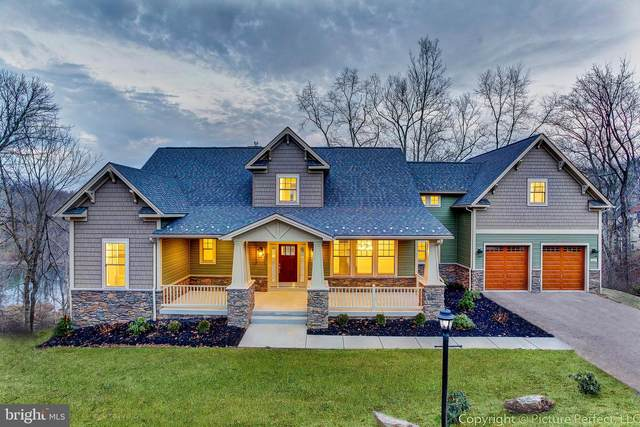 9312-LOT 2 Ball Road, IJAMSVILLE, MD 21754 (#MDFR2002150) :: Murray & Co. Real Estate