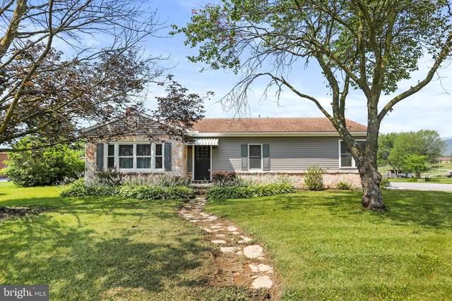 189 St Thomas-Edenville, SAINT THOMAS, PA 17252 (#PAFL2000746) :: The Joy Daniels Real Estate Group