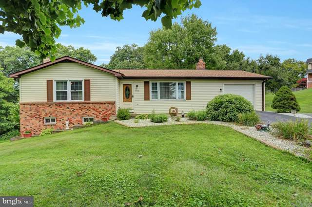 9308 Liberty Court, FREDERICK, MD 21701 (#MDFR2002156) :: Crossman & Co. Real Estate