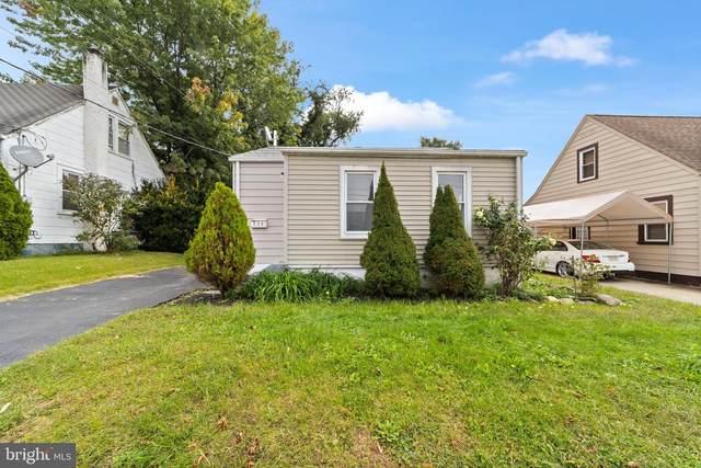 228 Hunter Avenue, HAMILTON, NJ 08610 (#NJME2001944) :: Rowack Real Estate Team