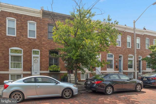 625 S Lakewood Avenue, BALTIMORE, MD 21224 (#MDBA2004364) :: The MD Home Team