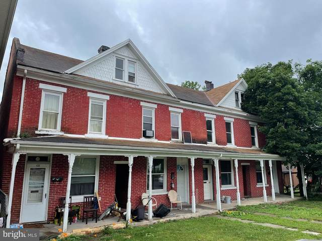 424-430 Locust Ave, BURNHAM, PA 17009 (#PAMF2000020) :: ExecuHome Realty