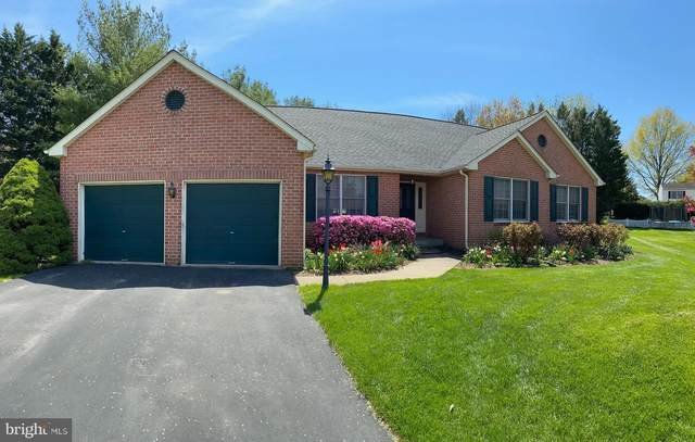 12 Gray Fox Court, MIDDLETOWN, MD 21769 (#MDFR2002174) :: The Lutkins Group