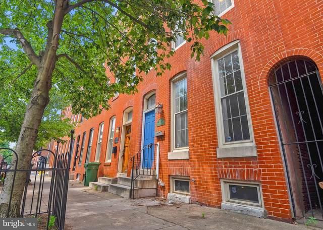 1428 S Hanover Street, BALTIMORE, MD 21230 (#MDBA2004372) :: Charis Realty Group