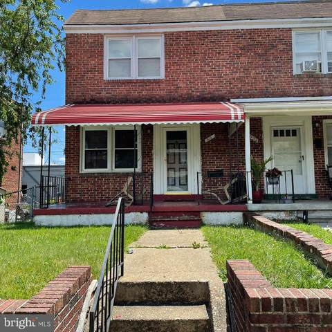 635 Hillview Road, BALTIMORE, MD 21225 (#MDBA2004378) :: The Maryland Group of Long & Foster Real Estate