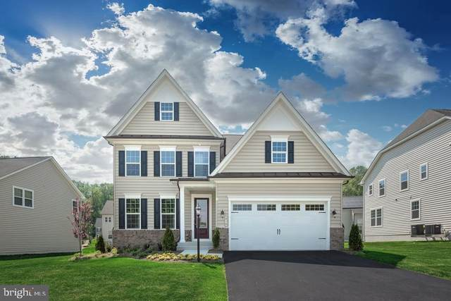 8594 Red Sage Way S, FREDERICK, MD 21704 (#MDFR2002176) :: Compass