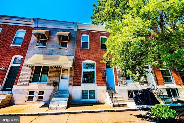130 N Kenwood Avenue, BALTIMORE, MD 21224 (#MDBA2004380) :: Gail Nyman Group