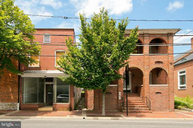 125-127 S Braddock Street, WINCHESTER, VA 22601 (#VAWI2000192) :: The Redux Group