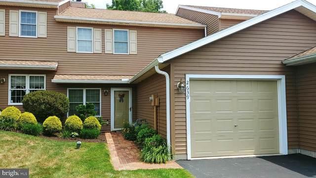 2639 Grandview Park Drive #42, YORK, PA 17408 (#PAYK2002322) :: The Joy Daniels Real Estate Group