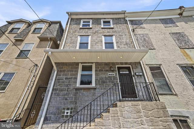 214 Grape Street, PHILADELPHIA, PA 19128 (#PAPH2010530) :: Shamrock Realty Group, Inc