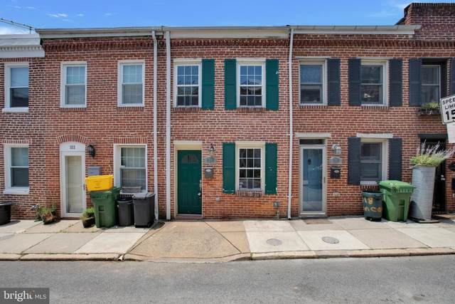 320 S Duncan Street, BALTIMORE, MD 21231 (#MDBA2004396) :: Century 21 Dale Realty Co
