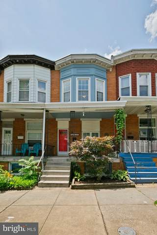 4120 Falls Road, BALTIMORE, MD 21211 (#MDBA2004398) :: The MD Home Team