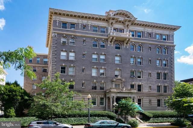 2122 California Street NW #260, WASHINGTON, DC 20008 (#DCDC2004756) :: Crossman & Co. Real Estate