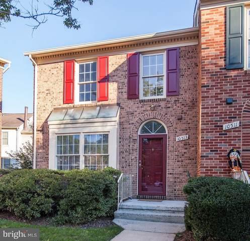 10513 Grove Ridge Place #58, ROCKVILLE, MD 20852 (#MDMC2005766) :: Corner House Realty