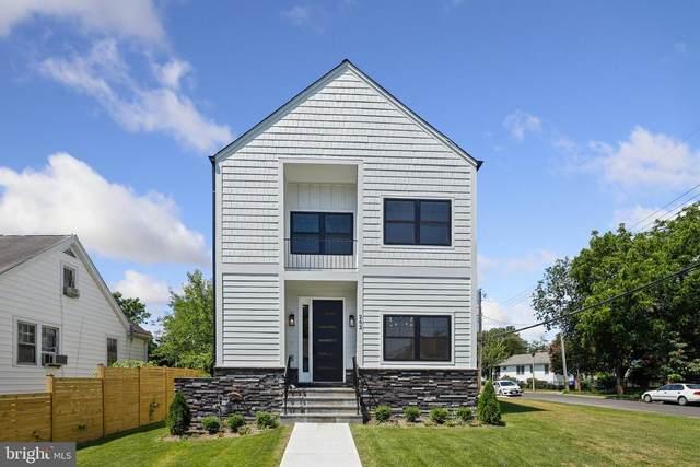 262 N Barton Street, ARLINGTON, VA 22201 (#VAAR2001960) :: The Licata Group / EXP Realty