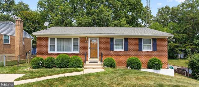 4720 Olympia Avenue, BELTSVILLE, MD 20705 (#MDPG2003950) :: The Riffle Group of Keller Williams Select Realtors
