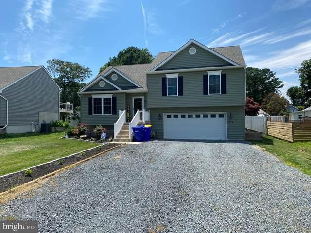 206 Melvin Avenue, GRASONVILLE, MD 21638 (#MDQA2000388) :: The Riffle Group of Keller Williams Select Realtors