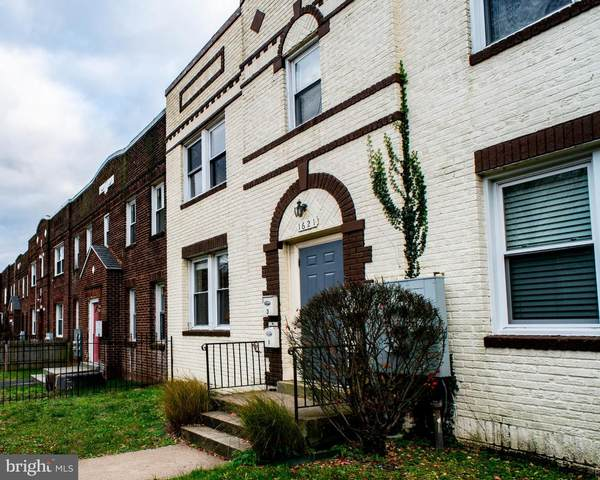 1621 E Street NE #1, WASHINGTON, DC 20002 (#DCDC2004774) :: The Miller Team