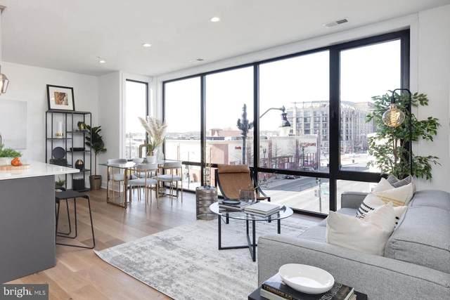 3619 Georgia Avenue NW #202, WASHINGTON, DC 20010 (#DCDC2004786) :: Sunrise Home Sales Team of Mackintosh Inc Realtors