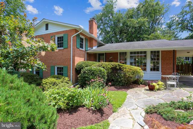9209 Watson Road, SILVER SPRING, MD 20910 (#MDMC2005820) :: The Putnam Group