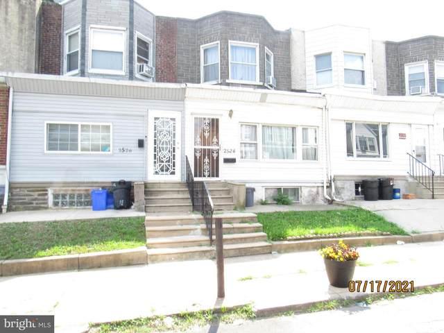 2524 S Robinson Street, PHILADELPHIA, PA 19142 (#PAPH2010650) :: Charis Realty Group