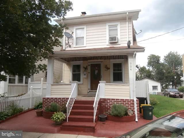 904 Fairmount Avenue, TRENTON, NJ 08629 (MLS #NJME2001994) :: Team Gio | RE/MAX