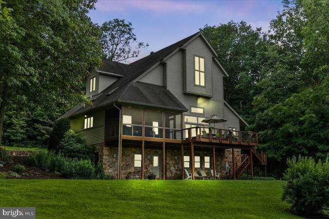 1500 Laurel Drive, NEWMANSTOWN, PA 17073 (#PALA2001938) :: Iron Valley Real Estate