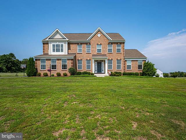 15046 Coronet Place, WATERFORD, VA 20197 (#VALO2003352) :: Peter Knapp Realty Group