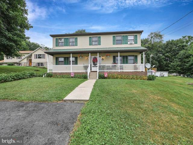 185 High Road, POTTSVILLE, PA 17901 (#PASK2000472) :: The Joy Daniels Real Estate Group