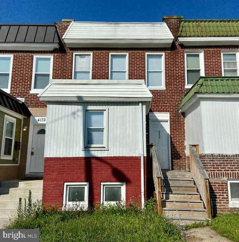 4134 Reisterstown Road, BALTIMORE, MD 21215 (#MDBA2004480) :: Sunrise Home Sales Team of Mackintosh Inc Realtors