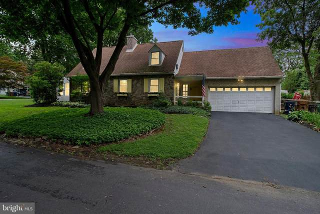 124 Rech Avenue, ORELAND, PA 19075 (#PAMC2004264) :: Better Homes Realty Signature Properties