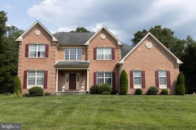 203 Foxcroft Drive, FRANKLINVILLE, NJ 08322 (#NJGL2001642) :: Rowack Real Estate Team
