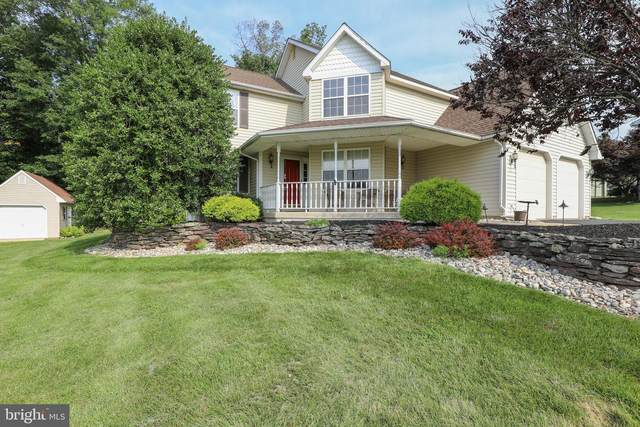 121 Birchwood Drive, CHALFONT, PA 18914 (MLS #PABU2003072) :: Kiliszek Real Estate Experts