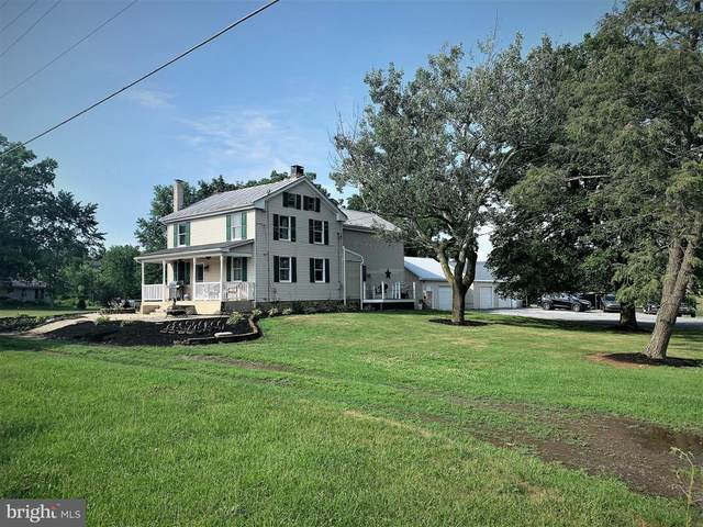 401 Bloserville Road, NEWVILLE, PA 17241 (#PACB2001238) :: Flinchbaugh & Associates
